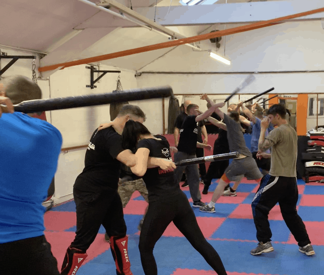 New Beginners Krav Maga Self Defence Classes