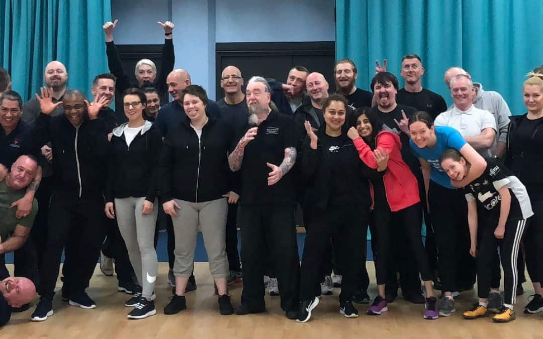 Beginners Krav Maga Self Defence & Fitness Program